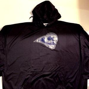 NFL Los Angeles Rams Men's Hoodie, 6X